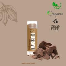 Hurraw! Chocolate Ajakbalzsam