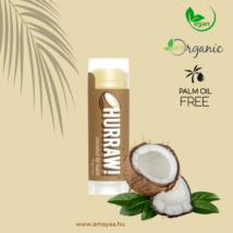 Hurraw! Coconut Ajakbalzsam