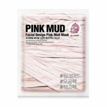 So'Natural Pink Mud Maszk Rózsaszín agyaggal