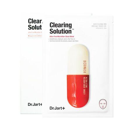 Dr. Jart Clearing Solution fátyolmaszk