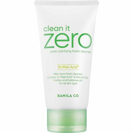 Banila Co Clean it Zero Foam Cleanser Pore Clarifying