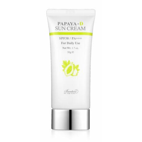 Benton Papaya-S Sun Cream SPF38 PA++++