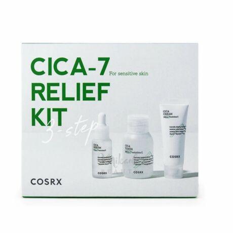 COSRX Cica-7 Relief Kit