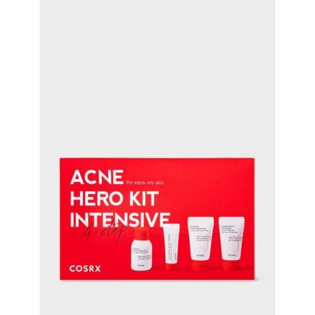 COSRX Acne Hero Kit Intensive 4 lépéses arcápoló készlet