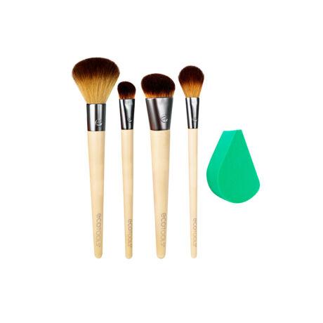 EcoTools Airbrush Complexion 5 részes  sminkecset készlet