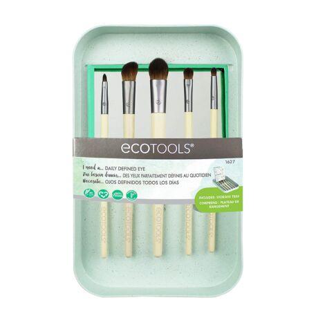 EcoTools Daily Defined Eye 6 részes  sminkecset készlet