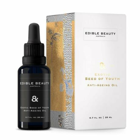 Edible Beauty Exotic Seed of Youth Anti-Ageing Oil