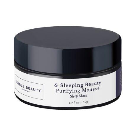 Edible Beauty Sleeping Beauty Purifying Mousse