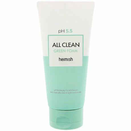 Heimish All Clean Green Foam pH 5.5 MINI 30 g