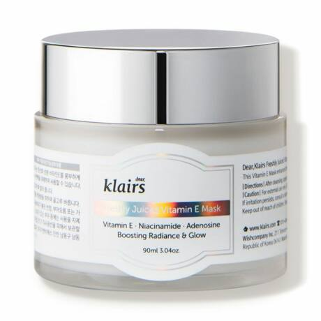 Dear, Klairs Freshly Juiced E-vitaminos maszk