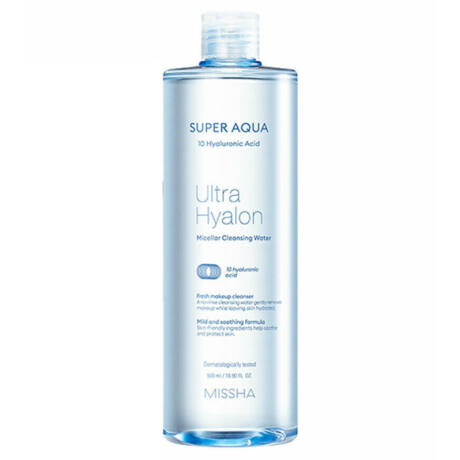 MISSHA Super Aqua Hyalron Cleansing Water