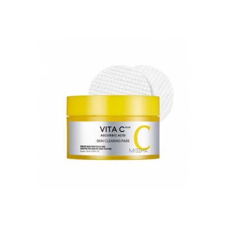 MISSHA Vita C Plus Skin Clearing Pads