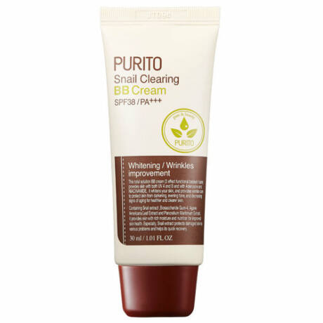 Purito Snail Clearing BB Cream SPF38 PA+++ 27 Sand beige