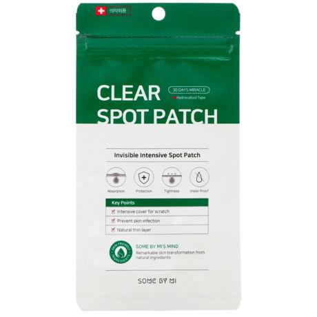 Some By Mi Clear Spot Patch - Pattanáskezelő tapasz