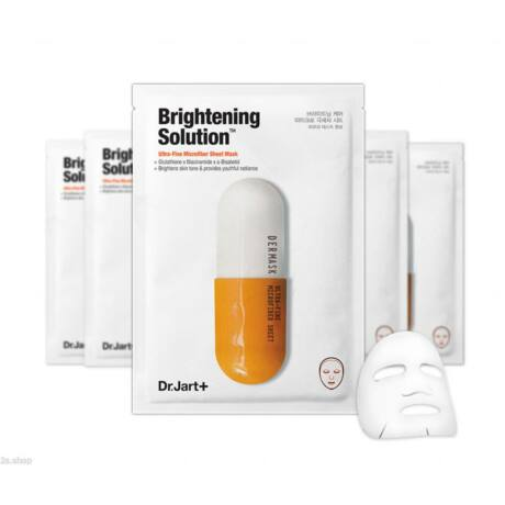 Dr. Jart Dermask Micro Jet Brightening Solution fátyolmaszk
